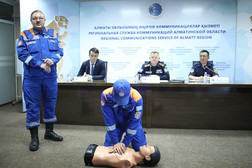 Photo of Панфилов ауданындағы су тасқынына байланысты арнайы комиссия жұмыс жасауда