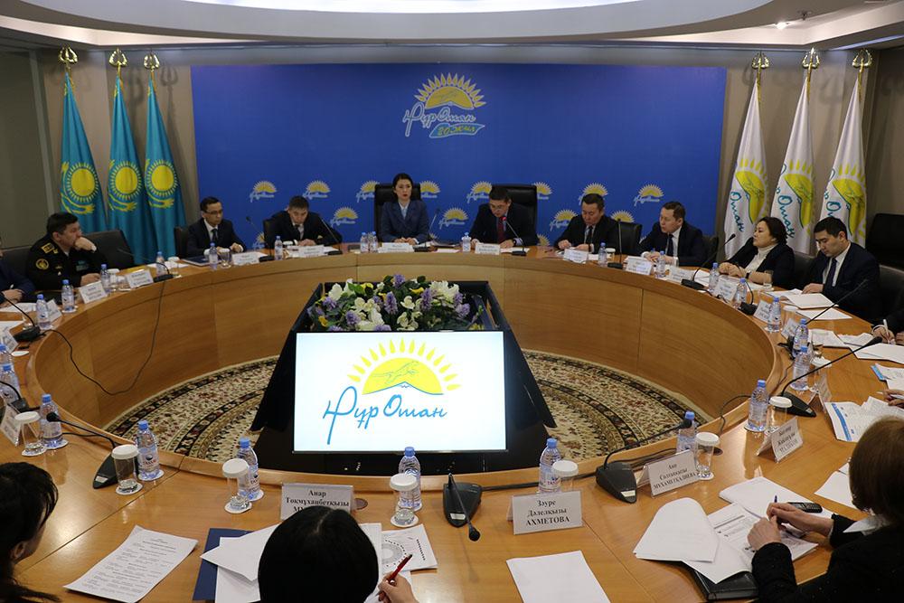 Photo of Астанада «Рухани жаңғыру» бағдарламасын жүзеге асырудың жаңа тәсілдері таныстырылды