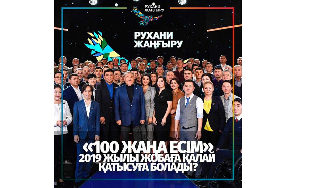Photo of «100 жаңа есімге» кім лайық?