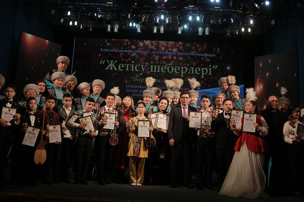 Photo of Алматы облысында тұңғыш рет «Жетісу шеберлері» фестивалі өтті