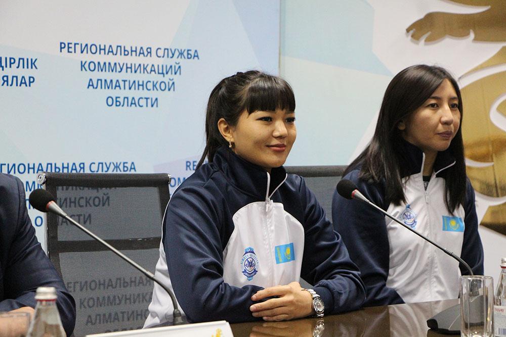 Photo of Алматы облысының спортшылары Әлем чемпионатынан жүлдемен оралды