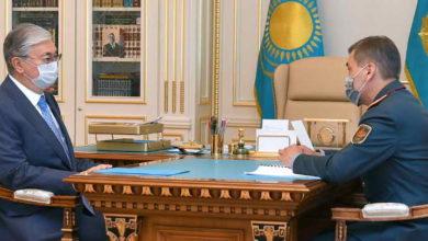 Photo of Қасым-Жомарт Тоқаев Нұрлан Ермекбаевты қабылдады