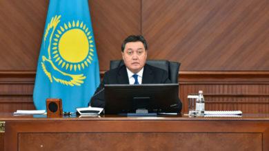 Photo of Үкімет басшысы: Біздің міндетіміз – экономикалық дағдарысқа дейінгі даму қарқынын қалпына келтіру