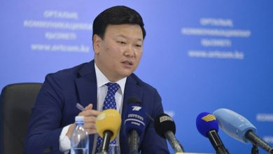 Photo of Алексей Цой Қазақстанның денсаулық сақтау министрі болып тағайындалды