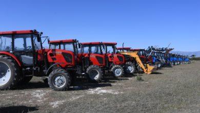 Photo of Более тысячи единиц «умной» сельхозтехники появилось в СЗЦ Алматинской области