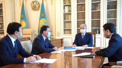 Photo of Тоқаев эпидемиологиялық ахуалды тұрақтандыру жөнінде кеңес өткізді