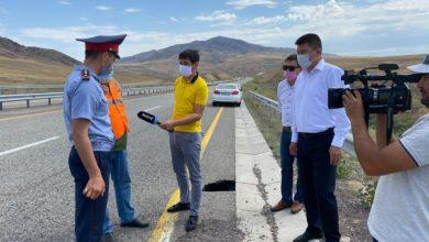Photo of Антикоррупционная служба Алматинской области провела мониторинг трассы «Алматы-Оскемен»