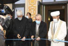 Photo of В Талдыкоргане состоялось открытие мечети на 3000 посетителей