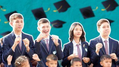 Photo of 1521 выпускников стали обладателями «Алтын белгі»