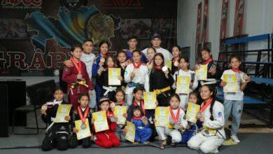 Photo of Впервые в Казахстане прошел международный женский турнир по бразильскому джиу-джитсу и грэпплингу